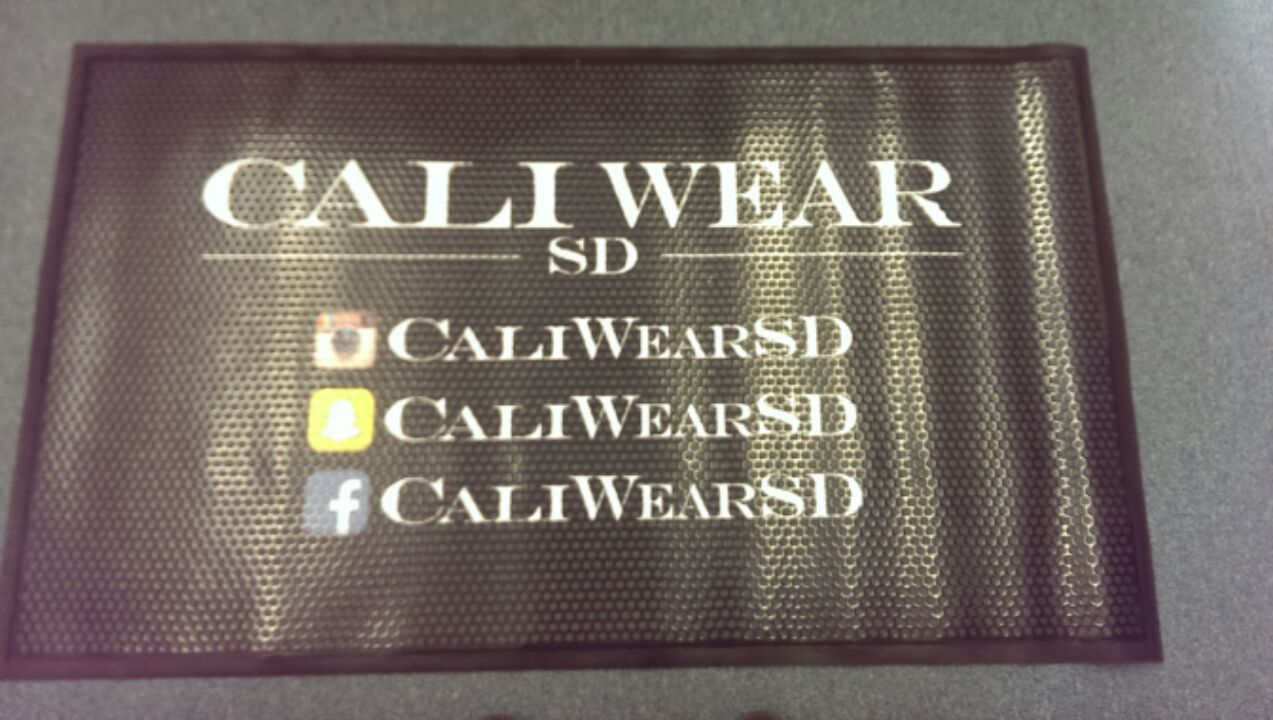Custom Floor Mat (With images) Embroidery services