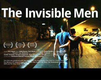 THE INVISIBLE MEN (Israel/Palestina; 2012) Documental. Director: Yariv Mozer. Guión: Yariz Mozer y Adam Rosner. Apariciones Abdu Rawahda; Loui; Faris.  Film sobre la persecución de Gays palestinos.
