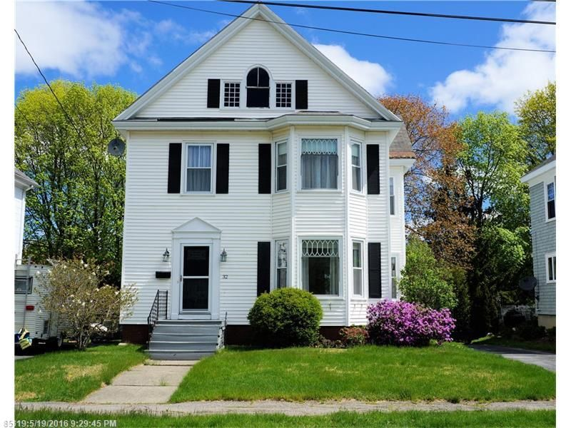 Sold Very Affordable 4 Bedroom 2 Bath Colonial Home With Great