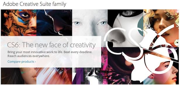 Adobe CS6 Now Available, Creative Cloud Coming Friday