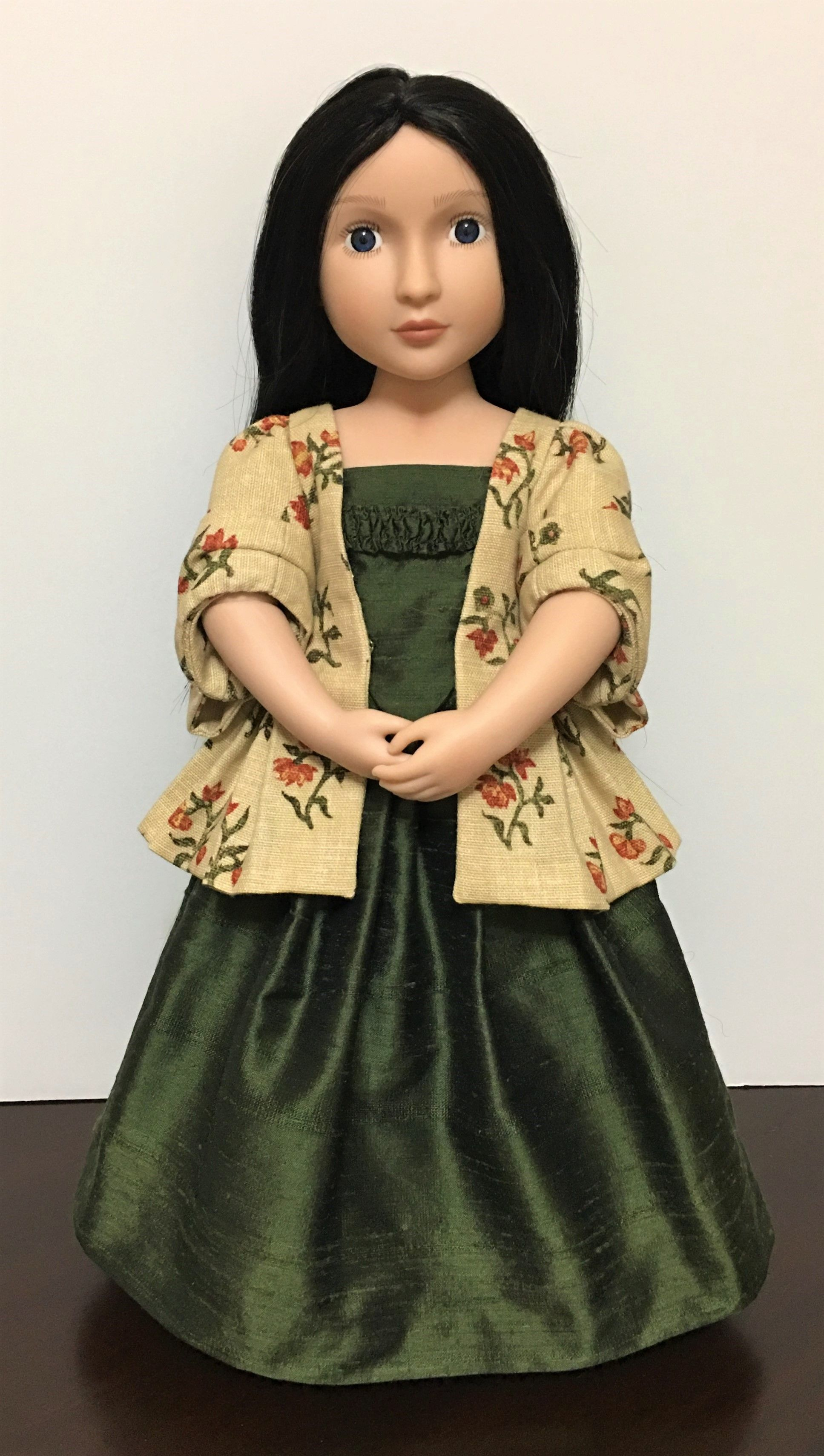 Outfit by Lily Kay Doll Clothes.   My A Girl for All Time Dolls ...