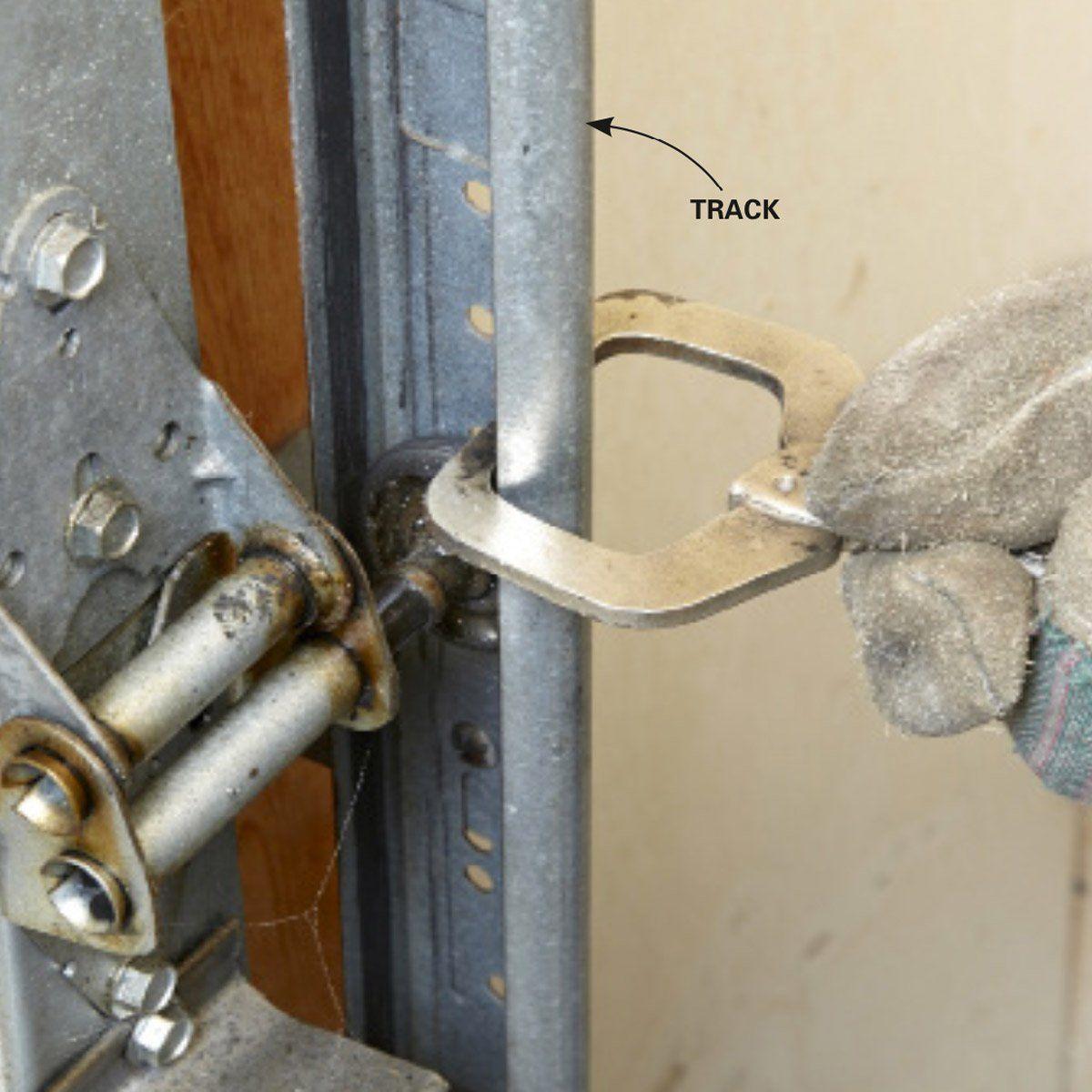 How To Repair Garage Door Springs And Cables Garage Door Springs Garage Door Spring Repair Overhead Garage Door