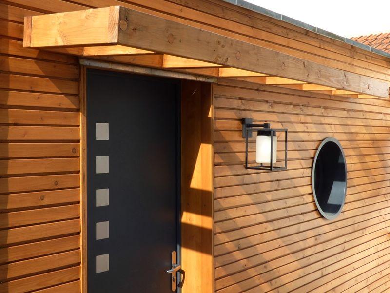 BeBois - Maître d\u0027oeuvre Construction Bois Idees Maison - maison bardage bois couleur