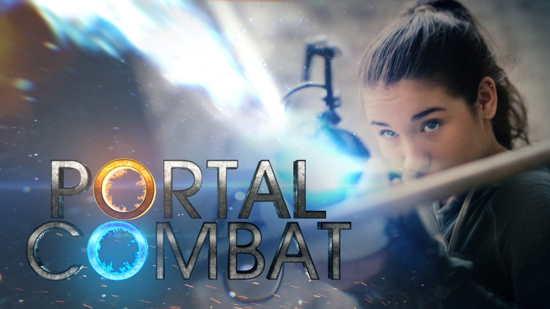 "Portal Combat - 2016, Video Co-pilot  Portal combat is about a brother and sister that buy a ""portal gun"" off a black market dealer with fake money, but when the black market dealer comes back to kill them they must use the portal gun to save themselves. The short movie is inspiring because it is not made by a big studio and with a small budget. The action and excitement within the video is mostly created by the VFX that is added in post production."