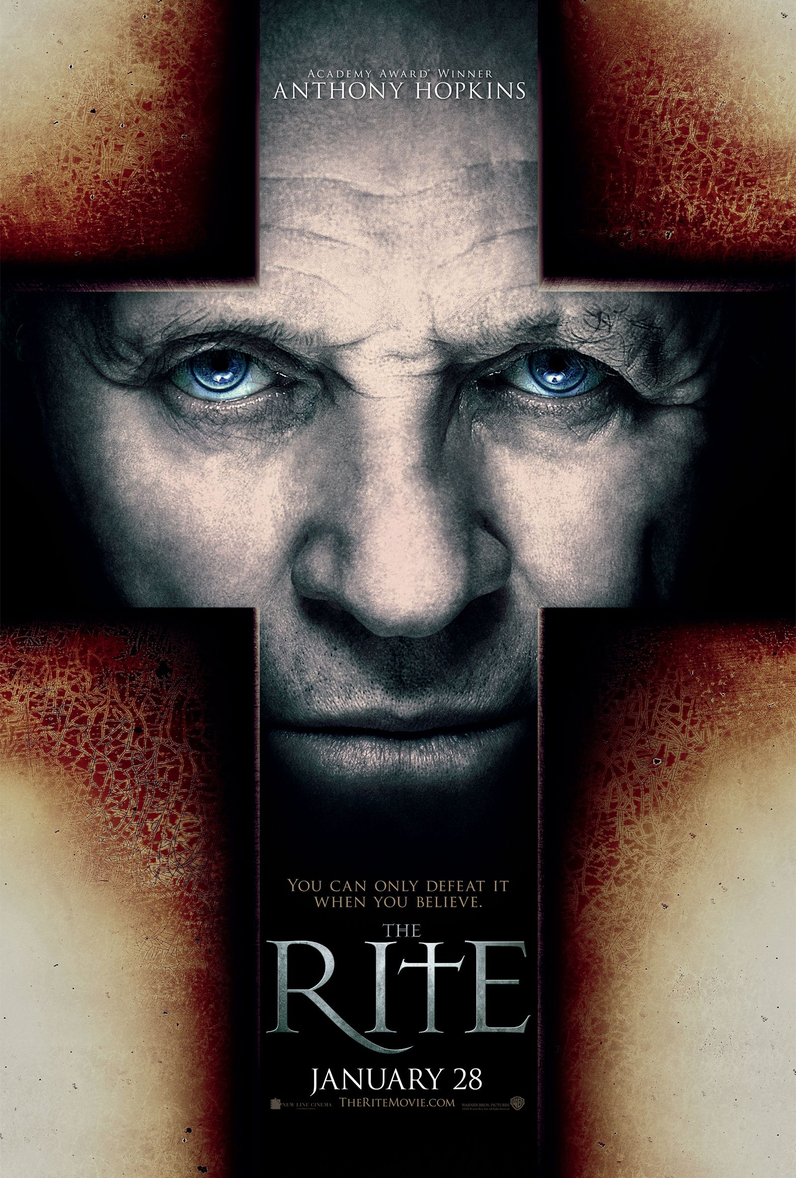 THE RITE Movie Poster THE DILEMMA Movie Poster | Collider