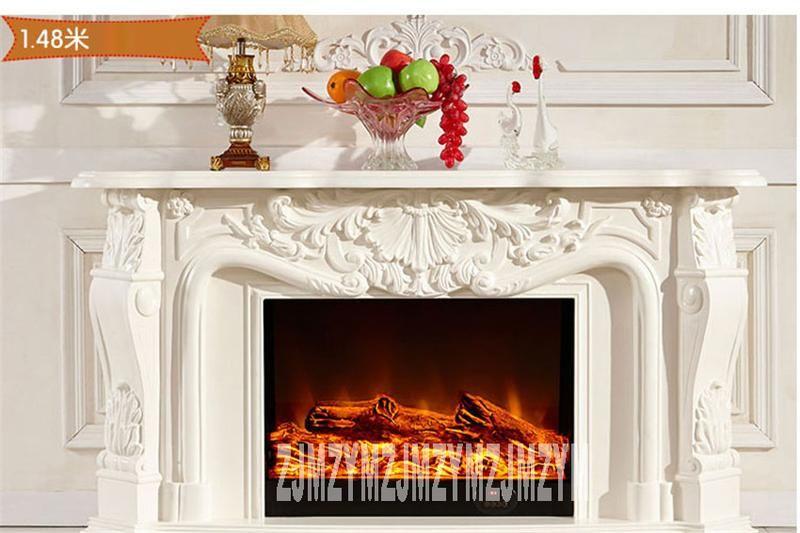 Heating Electric Fireplace W148cm Brand Name Zjmzym Voltage V