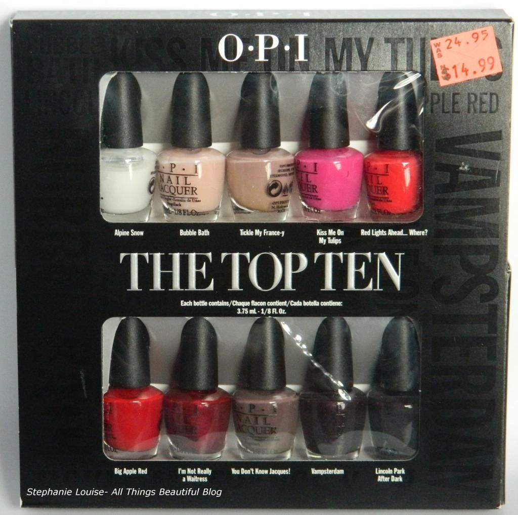 An OPI Steal from ULTA + Back to Regular Posts! http ...