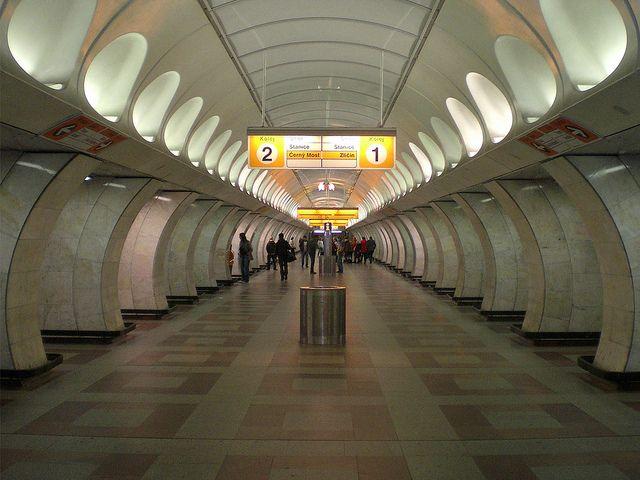 A spaceship's interior by Silanov, via Flickr