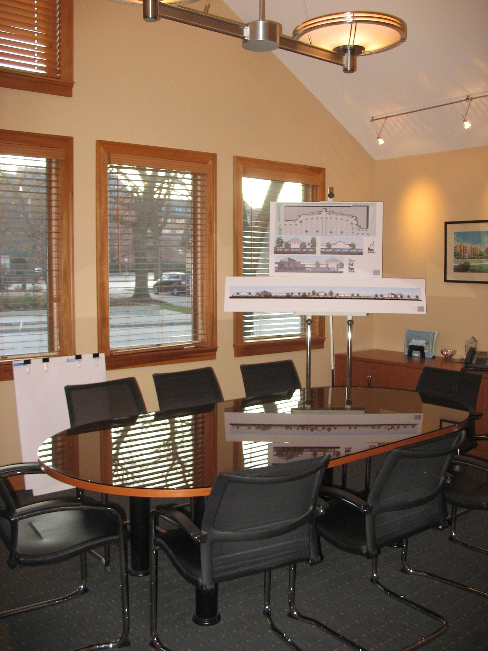 0215 Corporate Office, Park Ridge IL With the addition of