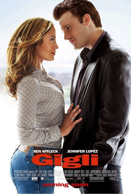 Gigli. Unwatchably Unwatchable Tripe.  And I love Ben Affleck (who has managed to recover quite well from this Disaster of Monstrous Proportion!)
