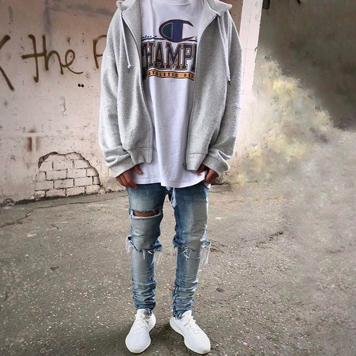 11 Classy What Pants To Wear With Yeezy 350V2