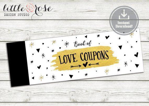 Romantic And Naughty Printable Love Coupons For Him is part of Love coupons, Love coupons for him, Coupon book, Naughty coupon book, Valentine gifts, Valentines printables - Bring sexy fun into the bedroom with romantic and naughty Printable Love Coupons  Includes date nights, weekend getaways, romantic dinners, massages, get a free pass, guys night out, and more
