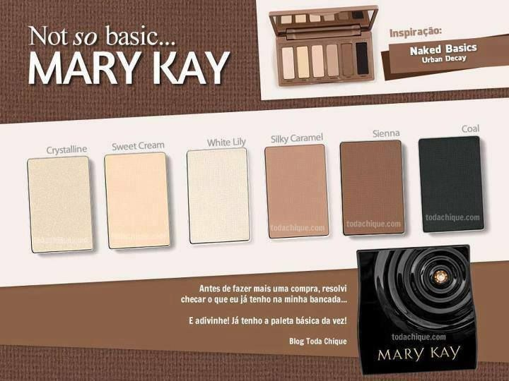 Urban Decay Vs Mary Kay Same Colors Same Quality Our Compact Is