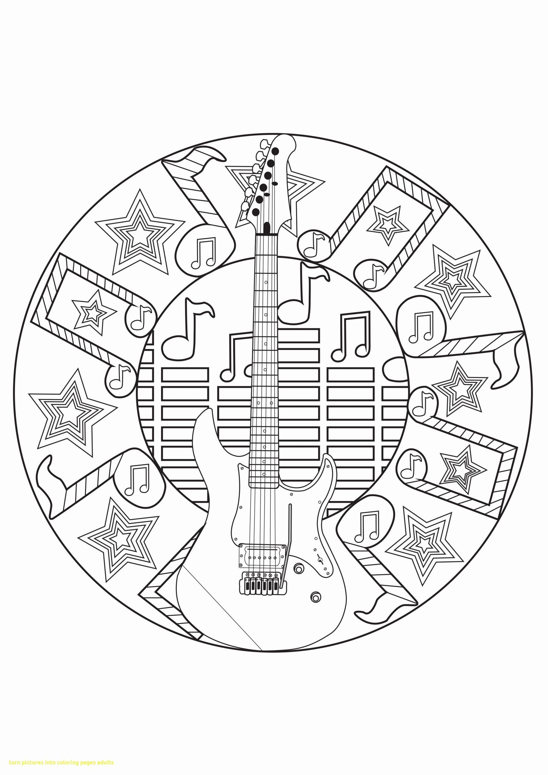Turn Photo Into Coloring Page Free Online New Turn Image Into Coloring Page At Getcolorings In 2020 Music Coloring Music Coloring Sheets Mandala Coloring Pages
