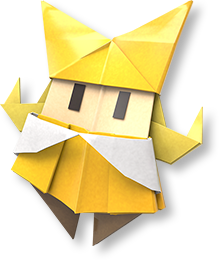 My Name S Olivia You D Probably Like To Know A Lot More About Me And Why I Was Trapped Like That Huh Olivia Paper Mari Paper Mario Origami Girl Origami