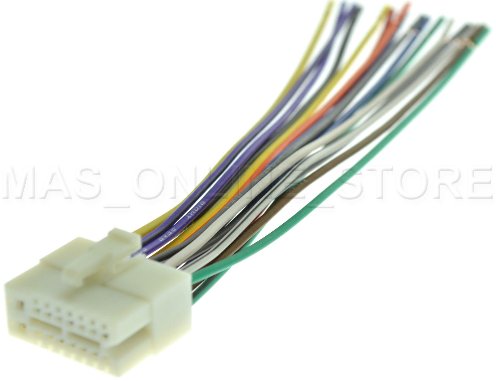 1298 Wire Harness For Clarion Bd 216 Bd216 Pay Today Ships Wiring Ebay Electronics