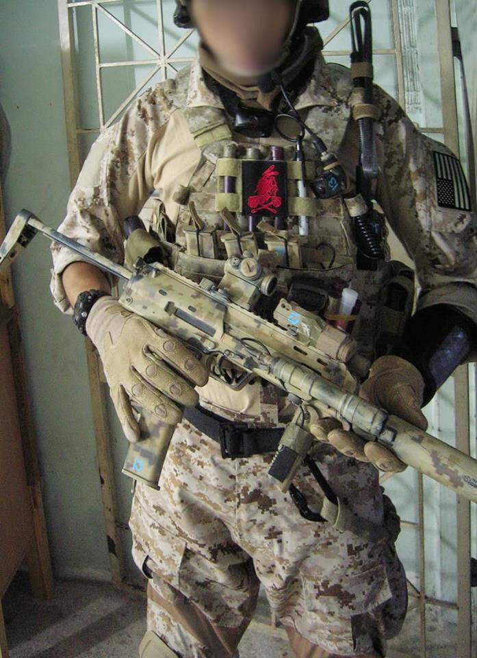 DV6 MP7-A1 | Sick Guns, Knives, and Gear | Military guns