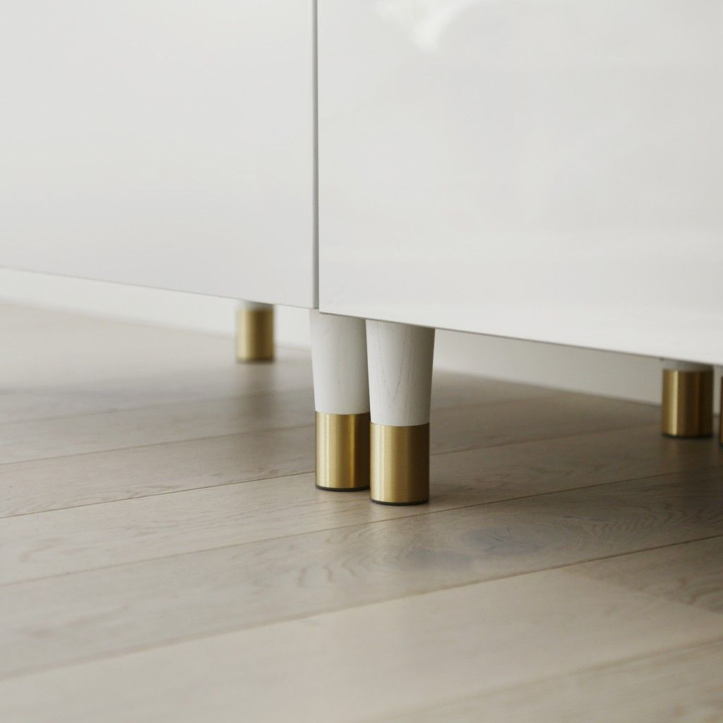 Estelle Slim 120 En 2020 Pied Meuble Ikea Pied Meuble Et Ikea