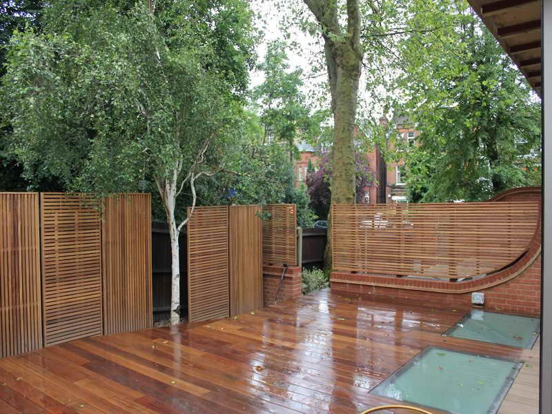25 beautiful modern fence design ideas