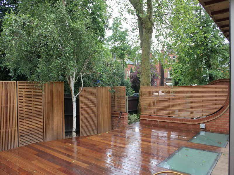 25 Beautiful Modern Fence Design Ideas | Fences, Diy privacy fence ...