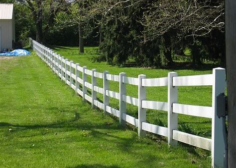 Are You Checking Out Alternatives To Traditional Wood Fencing After That Vinyl Fencings Can Be The Solution For You Horse Fencing Vinyl Fence Cost Vinyl Fence