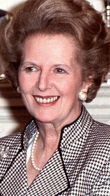 The Arctic Fox And The Iron Lady Sarah Palin To Visit Margaret Thatcher The Iron Lady Margaret Thatcher Big Hair