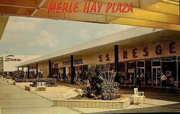 Merle Hay Plaza Des moines iowa, Iowa state fair, Iowa