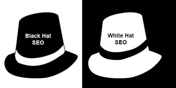 Black Hat Seo Vs White Hat Seo Amit Bhardwaj White Hat Seo Black Hat Seo White Hat