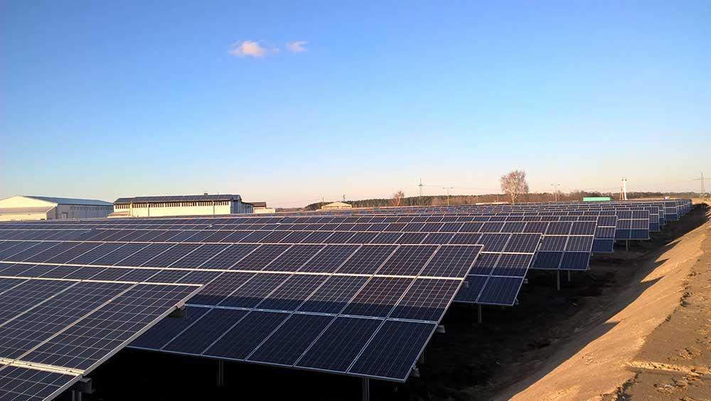 Solarcentury Expands European Presence With German Solar Farm Solar Farm Solar Solar Panels