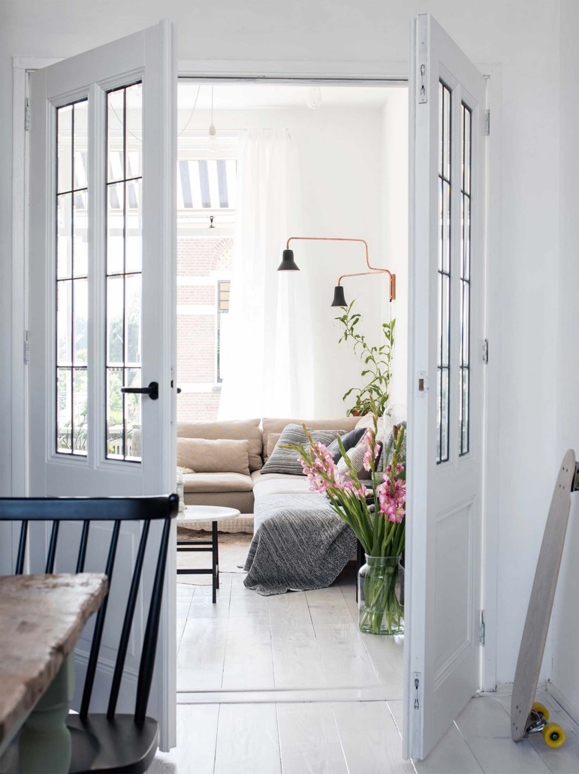 woonkamer   Livingroom   Photography Jansje Klazinga   Styling Emmy van Dantzig   Tekst Els Meyer   Bron: vtwonen 2 2016