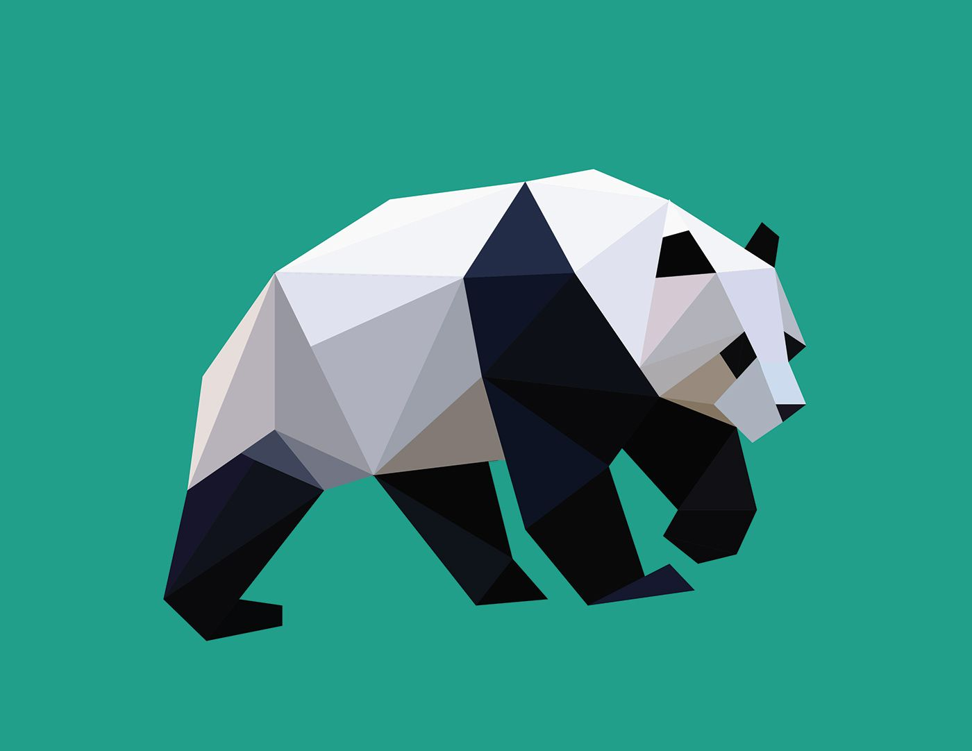 """Check out this @Behance project: """"Low Poly Illustration"""" https://www.behance.net/gallery/49498415/Low-Poly-Illustration"""