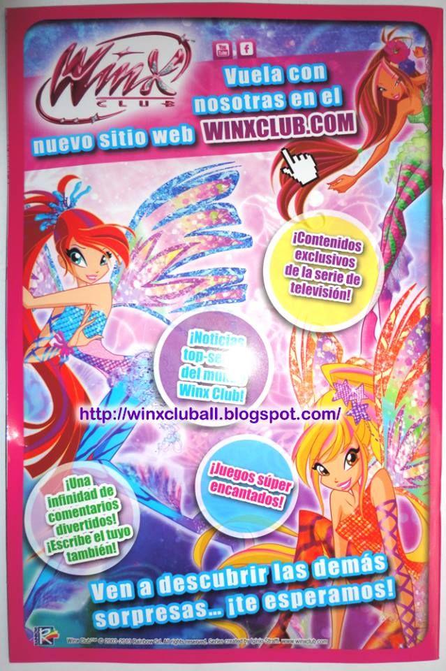 ¡Anuncio Winx Club Sirenix en la revista española! http://poderdewinxclub.blogspot.com.ar/2013/11/anuncio-winx-club-sirenix-en-la-revista.html