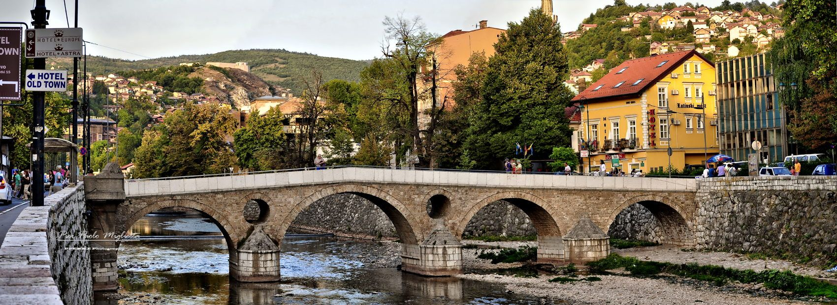 Sarajevo - Latin Bridge by Pier Paolo Miglietta on 500px