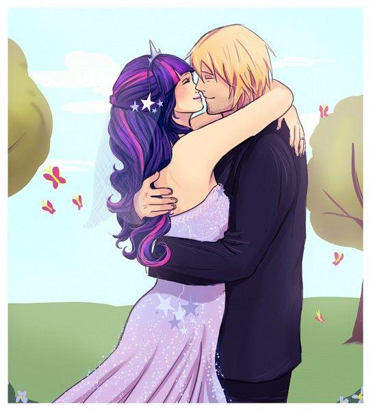 Human Twilight Kissing (possibly?) Big Mac