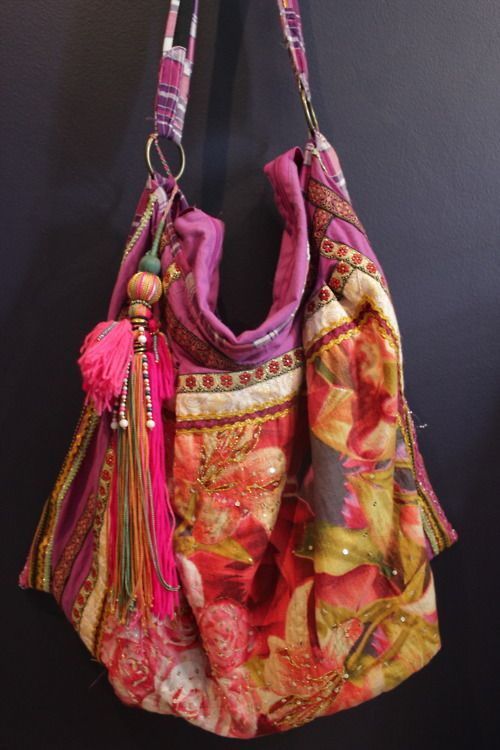 ☮ American Hippie Bohéme ☮ Colorful Boho ☮ Bag