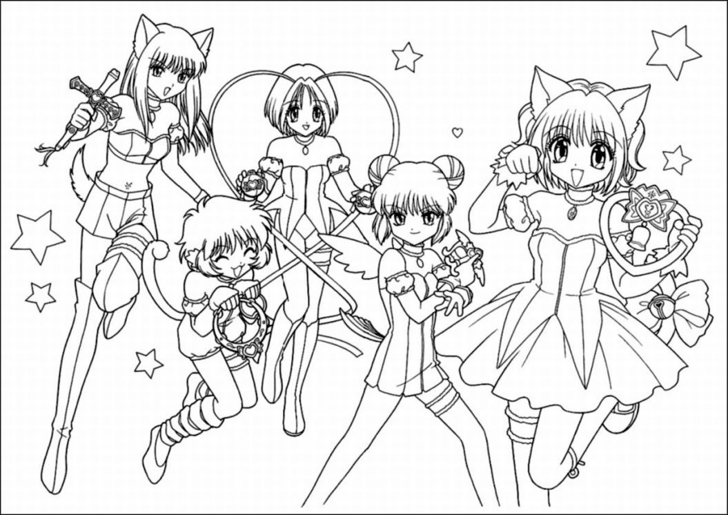 Pin Van Esmee Op Private Homeschool Information Kleurplaten Manga Anime