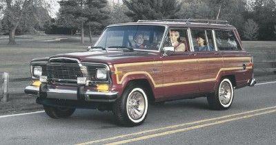 1963 1992 Jeep Wagoneer And Grand Wagoneer Jeep Wagoneer Jeep
