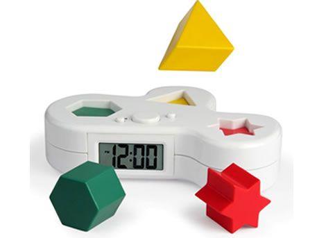 I think I need that. Digital Puzzle Alarm Clock