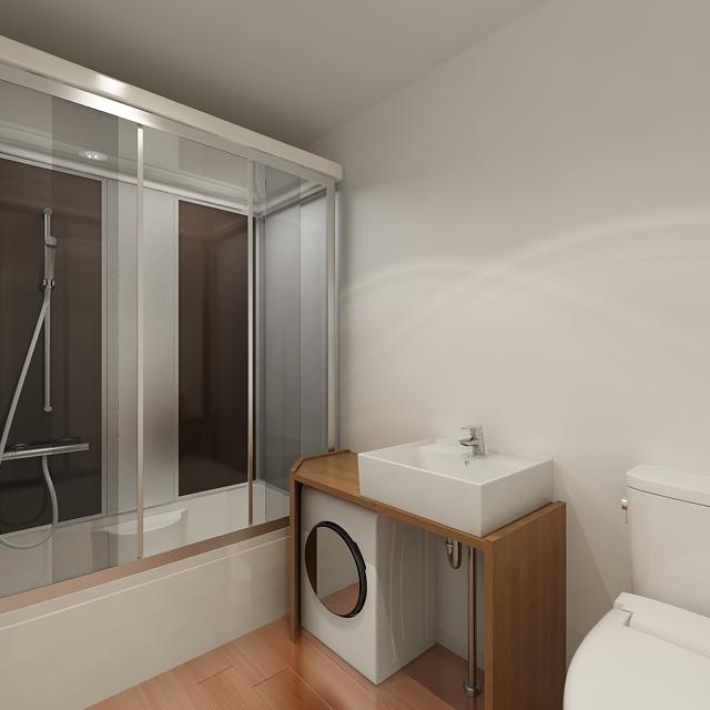 今までにないbath Room 2020 アパートメント 浴槽 室内
