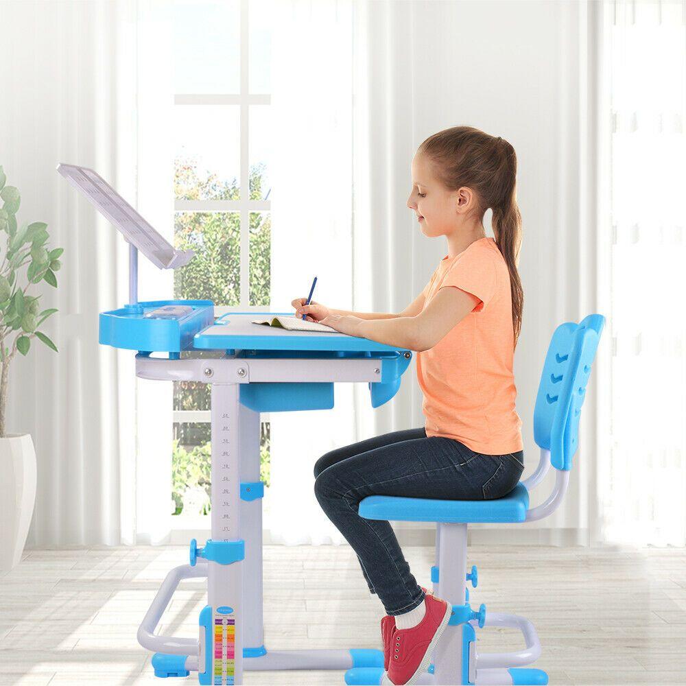 eBay Sponsored Adjustable Children's Desk and Chair Set