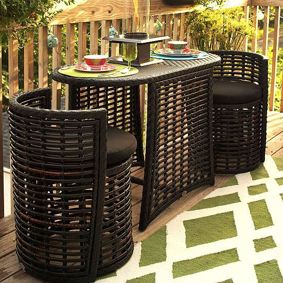 Outdoor Storage Solutions Balcony Furniture Budget Patio Patio