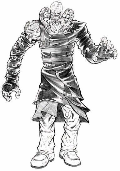 Biohaze Com Resident Evil 3 Nemesis Media Gallery Resident
