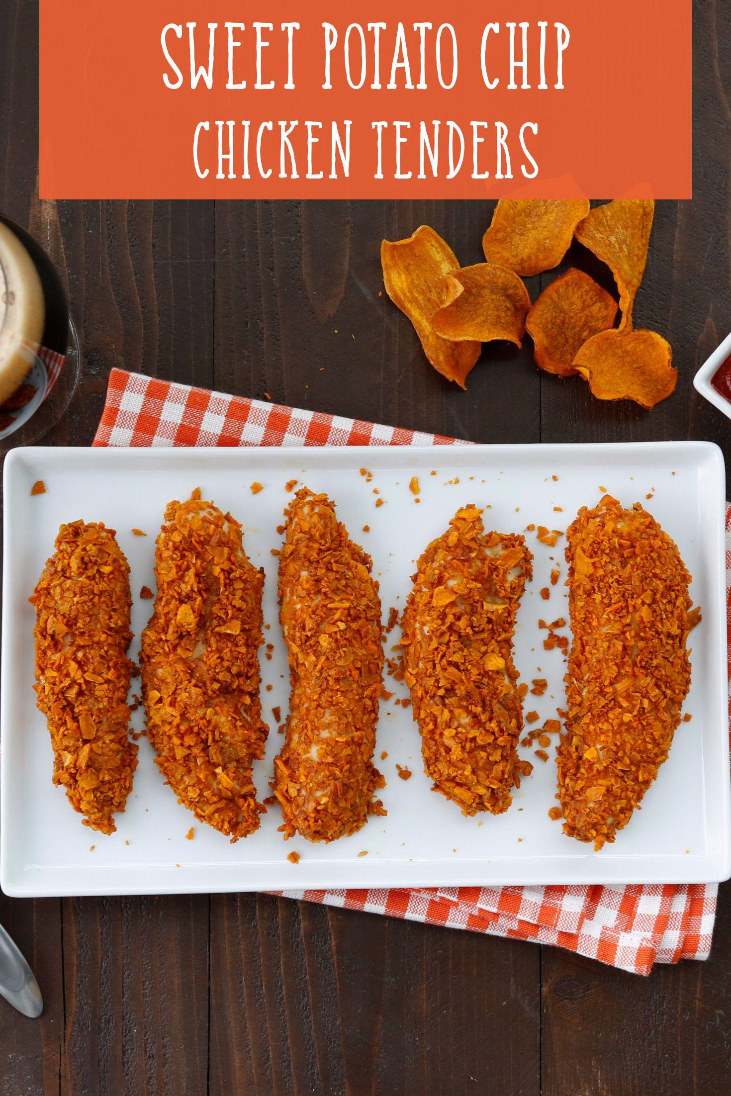 Chicken tenders coated in food should taste good original