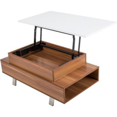 Macys Lift Top Coffee Table.Agatha Lift Top Coffee Table White In 2019 Products Lift Top