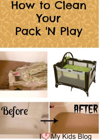 How To Clean Your Pack N Play Good To Know Baby Pack N Play
