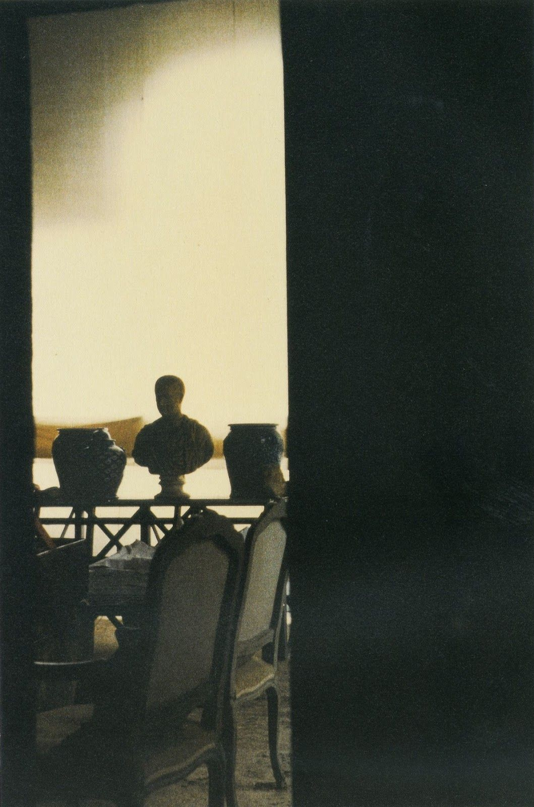 Cy Twombly' Of Interiors 1951-2007; Rome