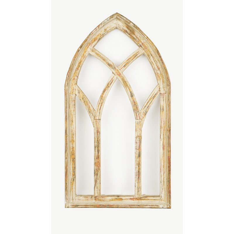 Gothic Architectural Window Wall Decor In 2021 Window Wall Decor Arched Wall Decor Gothic Windows