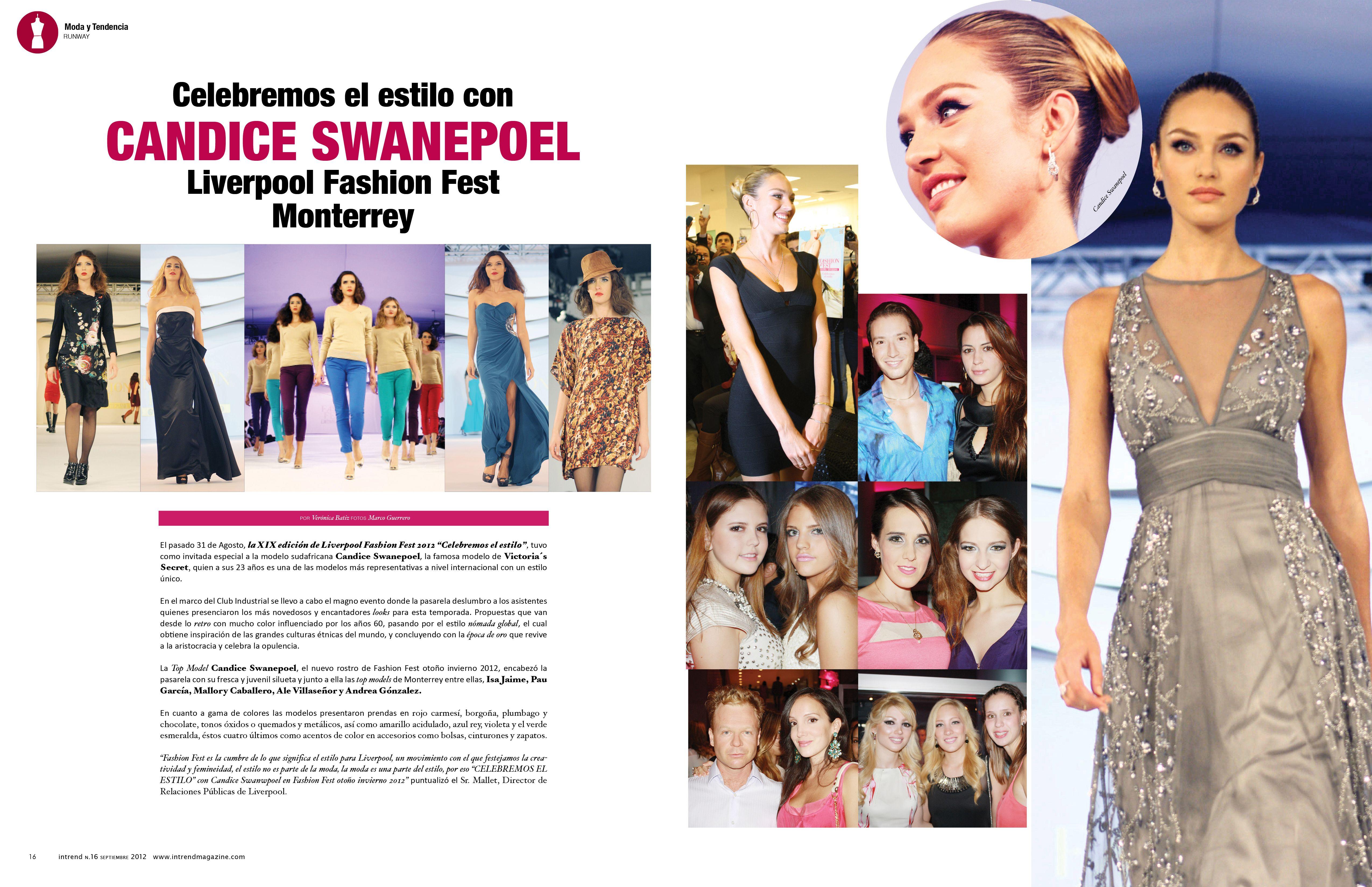 MEDIA Intrend Fashion & Lifestyle Magazine ARTICLE Celebremos el ...