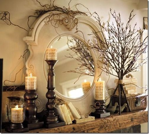 cozy mantle