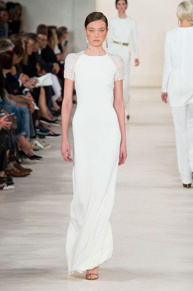 Ralph Lauren Spring 2015 Ralph Lauren Wedding Dress Dresses